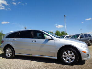 2006 MERCEDES-BENZ R-350-AWD-NAVI-LEATHER-SUNROOF--ONLY 157K