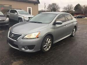 2013 Nissan Sentra SR CLEAN ONLY 54KM