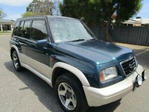 1996 Suzuki Vitara V6 (4x4) 5 Speed Manual 4x4 Wagon Clearview Port Adelaide Area Preview