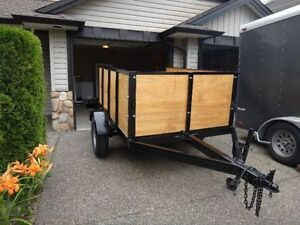 Quality built trailer for sale