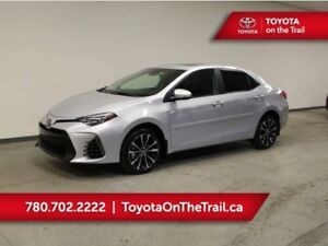 2019 Toyota Corolla SHOWROOM SPECIAL SE CVT UPGRADE PACKAGE; SUN