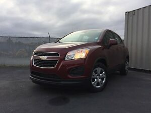 2014 Chevrolet TRAX LS w/FWD/BLUETOOTH