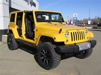 2015 Jeep Wrangler Unlimited Sahara - Lifted - Only $289 b/w