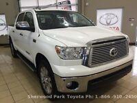 """2013 Toyota Tundra 4WD Crewmax 146"""" 5.7L Platinum"""
