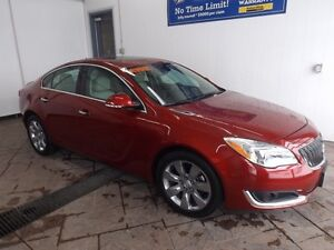 2014 Buick Regal Turbo Premium AWD LEATHER NAV SUNROOF