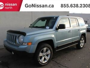 2014 Jeep Patriot NORTH EDITION: 4X4, POWER GROUP, ALLOY RIMS