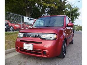 2009 NISSAN CUBE**AUTO**A/C**CRUISE**POWER FEATURES!NEW ARRIVAL!