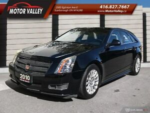 2010 Cadillac CTS Wagon Only 099,468KM No Accident!