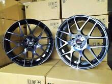 "(Honda HR-V, Mazda CX-3) iCon Zest 19"" Wheels + 235/40-19 Tyres Mitcham Whitehorse Area Preview"