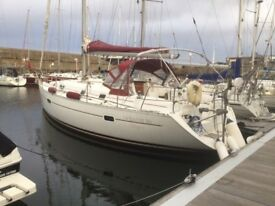REDUCED IN PRICE Beneteau Oceanis clipper 361 .