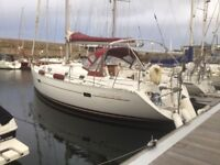 Beneteau Oceanis clipper 361 . selling on behalf of my father due to illness