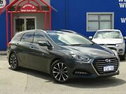 2015 Hyundai i40 VF4 Series II Premium Tourer D-CT Grey 7 Speed Sports Automatic Dual Clutch Wagon Welshpool Canning Area Preview
