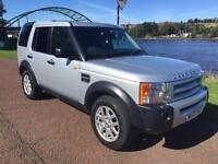 2007 07 LAND ROVER DISCOVERY 2.7 3 TDV6 XS 5D AUTO 188 BHP DIESEL
