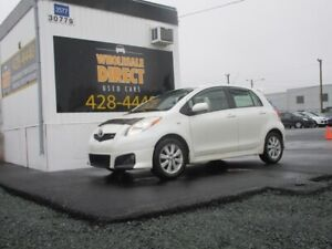 2011 Toyota Yaris HATCHBACK RS 1.5 L