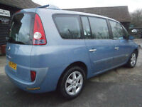 0454 RENAULT GRAND ESPACE 3.0dCi V6 INITIALE TURBO DIESEL AUTOMATIC 6/7 SEATER