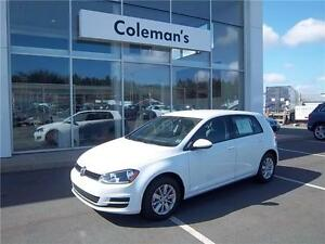 2016 Volkswagen Golf - 5 DAY SALE NOW ON @ COLEMAN'S