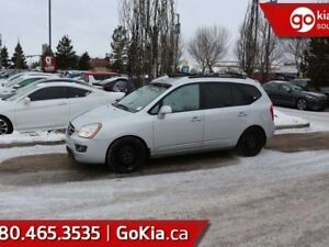 2007 Kia Rondo EX LUXURY; 7PASS, LEATHER SEATS, HEATED SEATS, A/