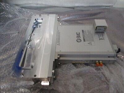 SMC XGT300-30-1A-X1 Gate Valve w/ Omron H7EC Counter, Novellus 60-151975-00