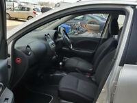 2012 62 NISSAN MICRA 5 DOORS AUTOMATIC -LOW MILES