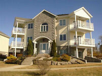 First floor, riverfront US Condo across from Brockville, ONT