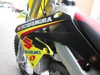 SUZUKI RMZ 250 FUEL INJECTION MOTO CROSS BIKE 2012