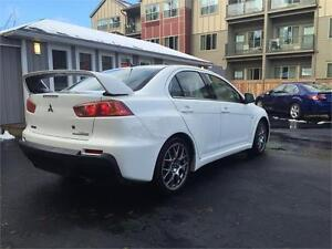 2008 Mitsubishi Lancer Evolution MR Cambridge Kitchener Area image 6