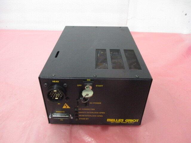 Melles Griot 176B-208B Ion Laser Power Supply, 408340