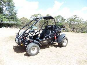 2012 hammerhead 250cc auto buggy ATV Wallerawang Lithgow Area Preview