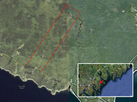 Over 177 Acres Overlooking Shelburne Harbour & Sandy Point