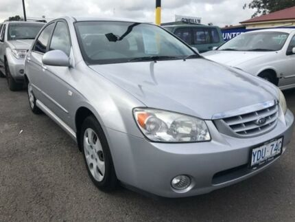 2005 Kia Cerato LD EX Silver Manual Sedan