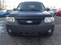 FORD ESCAPE 4x4 XLT 2006  ,,,Excellent Condition,,