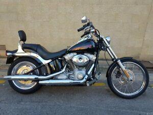 2009 Harley-Davidson SOFTAIL STANDARD 1584 EFI (FXSTI) Road Bike 1584cc Adelaide CBD Adelaide City Preview