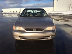2000 Toyota Corolla LE -  | DRIVES GREAT | WARRANTY INCLUDED |