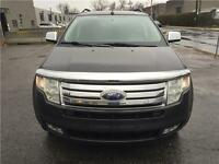 FORD EDGE SEL 2007 125000KM AUTOMATIC NAVI LEATHER DVD