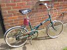Genuine Dawes folding bike