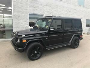 2012 Mercedes-Benz G-550 | LEATHER | NAVI | SUNROOF | DVD PLAYER