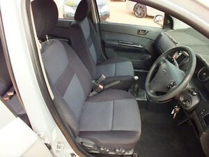 2008 Hyundai Getz TB MY09 S Space Silver 5 Speed Manual Hatchback Rosslea Townsville City Preview