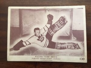 1940-41 OPEE CHEE Hockey Cards - 38 Scarce Hockey Cards for sale