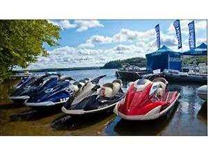 Full Line up of 17 Yamaha Waverunners! Best Price & Best Service