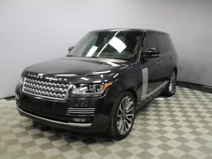 2015 Land Rover Range Rover Range Rover 5.0L V8 Supercharged Aut