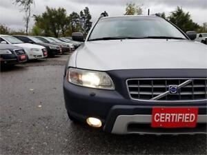 2006 Volvo XC70 AWD Accident Free Fully Certified.