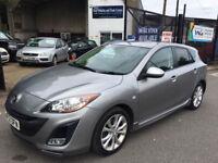 2012/12 Mazda3 2.2D Nav, Bose ( 150ps ) Sport GOOD CREDIT BAD CREDIT AVAILABLE