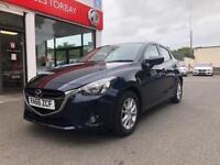 Mazda Mazda2 SE-L Nav Automatic 5dr PETROL AUTOMATIC 2017/66