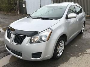 2009 Pontiac Vibe (MATRIX) AWD AUTOMATIQUE GAR 1 AN FINANCEMENT