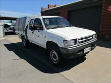 1999 Toyota Hilux LN172R (4x4) White 5 Speed Manual 4x4 Holden Hill Tea Tree Gully Area Preview