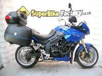 2007 07 TRIUMPH TIGER 1050