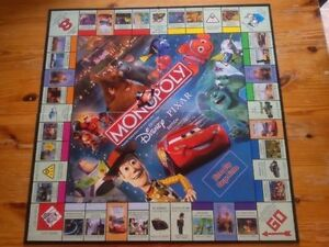 Jeu Monopoly Disney Gatineau Ottawa / Gatineau Area image 2