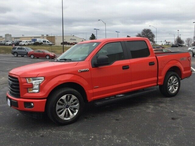 Image 5 Voiture Américaine d'occasion Ford F-150 2017