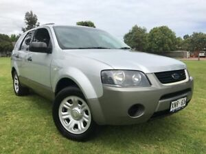 2007 Ford Territory SY TX Silver 4 Speed Sports Automatic Wagon Somerton Park Holdfast Bay Preview