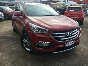 2016 Hyundai Santa Fe DM3 MY17 Active Red 6 Speed Sports Automatic Wagon Bungalow Cairns City Preview